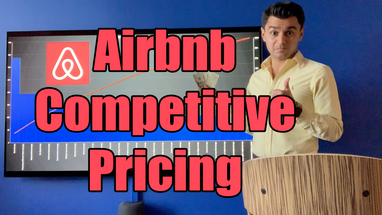 Airbnb Pricing Strategy - Competitive Analysis